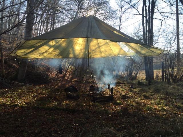Camp Fire Circle