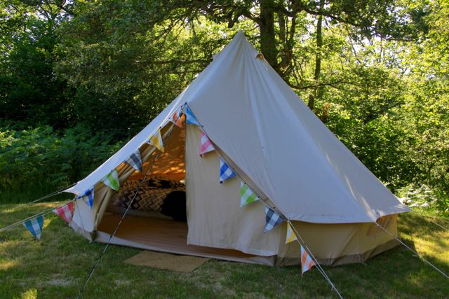 Bell tent - Plateau
